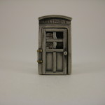 Telephone Booth Pin