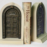 Columbus Door Book Ends